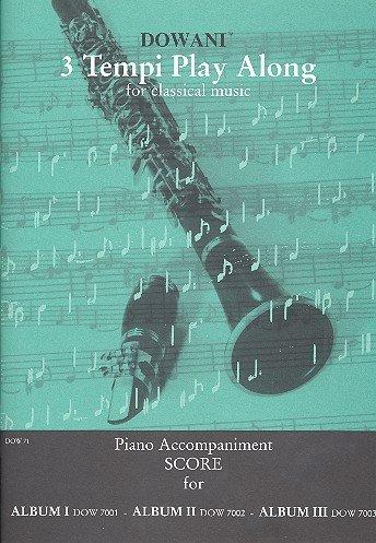 9783905479935: Album Vol III III Piano Accompaniment Cl