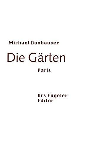9783905591132: Die Gärten: Paris