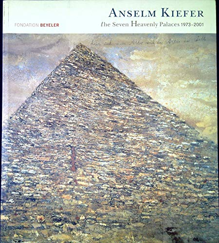9783905632170: Anselm Kiefer: The Seven Heavenly Palaces
