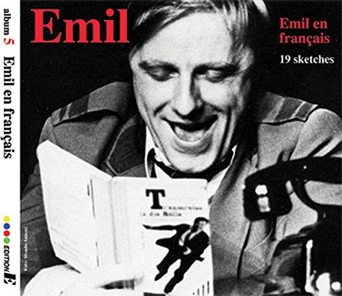 9783905638097: Emil en français: CD 5 /19 sketches [Audiobook] by Steinberger, Emil