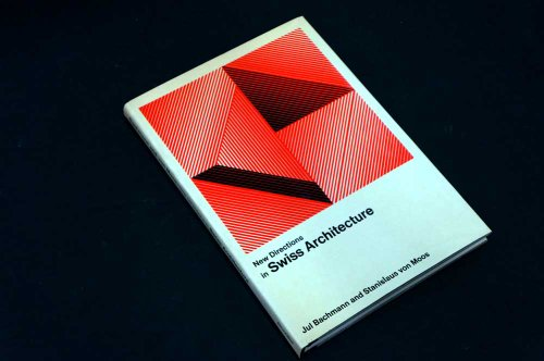 9783905667004: new directions in swiss architecture