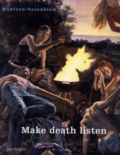 9783905701982: Markus Muntean & Adi Rosenblum: Make Death Listen
