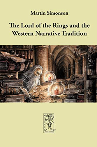 9783905703092: The Lord of the Rings and the Western Narrative Tradition