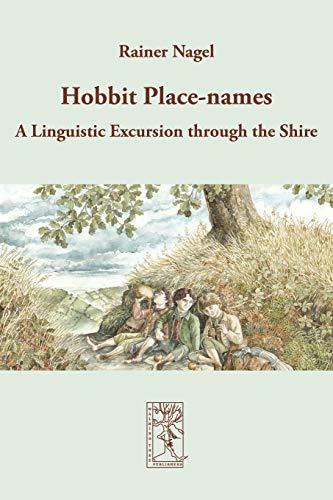 Hobbit Place-names (Paperback): Rainer Nagel