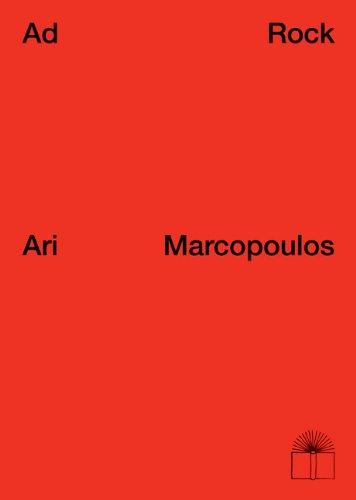 9783905714258: Ari Marcopoulos: Ad Rock