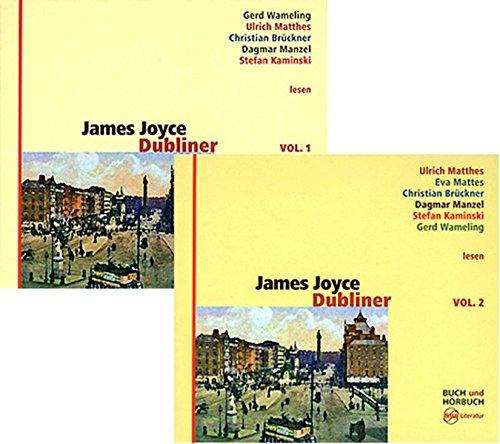 Dubliner: Buch + Horbuch: James Joyce, Albert