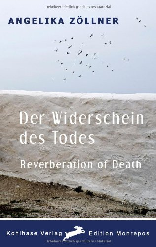 9783905798012: Der Widerschein des Todes: Reverberation of death