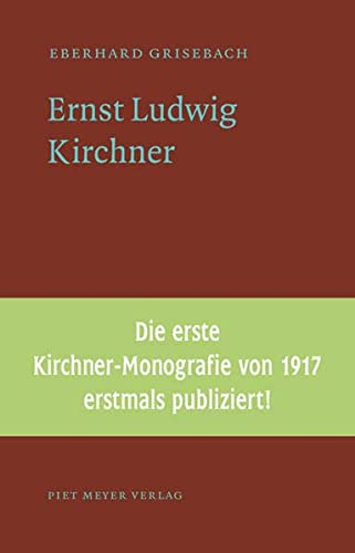 9783905799279: Ernst Ludwig Kirchner