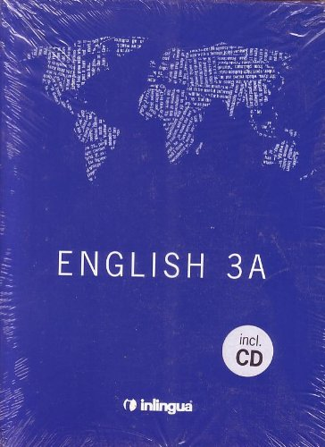 9783905812244: English 3 A Inlingua (English) Revised 9th Edition (Includes CD)