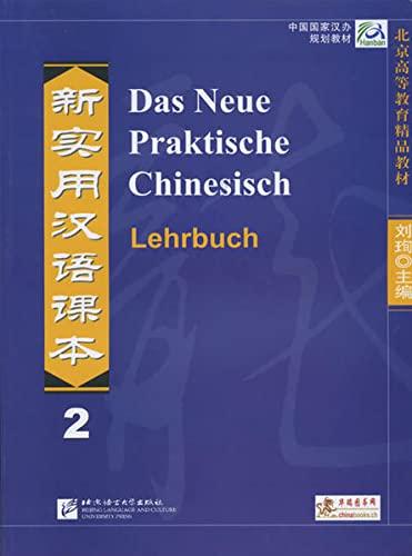 9783905816020: Das Neue Praktische Chinesisch - Lehrbuch 2