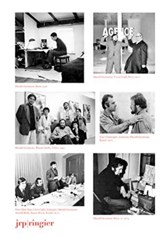 9783905829099: Harald Szeemann: Individual Methodology