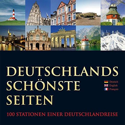 9783905851441: Deutschlands sch�nste Seiten: Bildband mit 100 Stationen