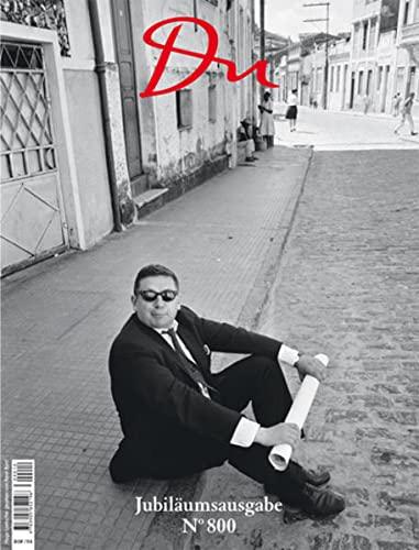 9783905852196: Du800 - das Kulturmagazin - Jubiläumsheft: 800 Ausgaben