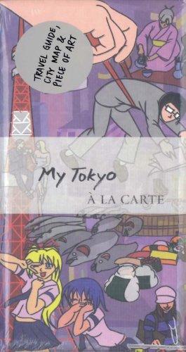 9783905912029: My Tokyo a la Carte