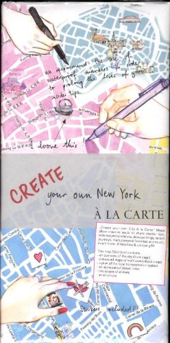 9783905912166: A La Carte Create Your Own New York (Create Your Own City a La Carte)