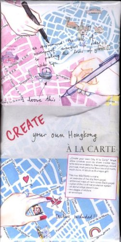 9783905912258: A La Carte Create Your Own Hong Kong (Create Your Own City a La Carte)