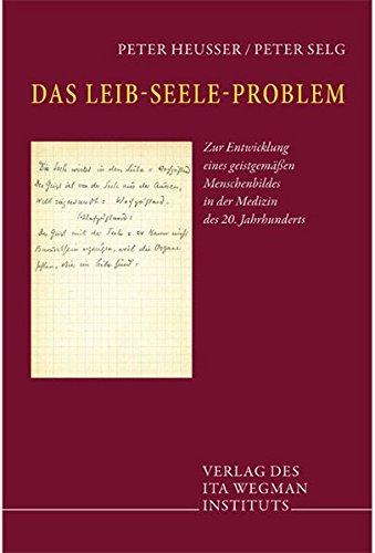 Ita Wegman Institut für Anthroposophische Grundlagenforschung, Arbeiten und Intentionen: Selg,...