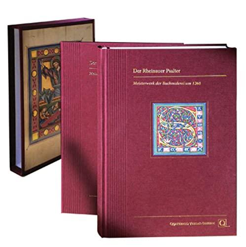 Der Rheinauer Psalter. Meisterwerk der Buchmalerei um 1260 ; Zentralbibliothek Zürich, Ms. Rh....