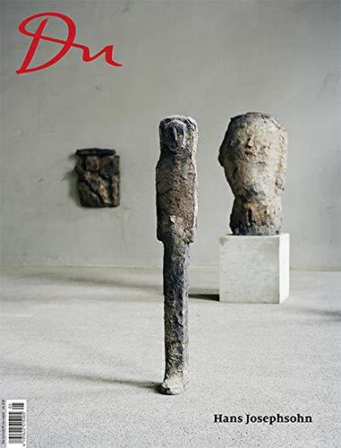 9783905931525: Du856 - das Kulturmagazin. Hans Josephsohn
