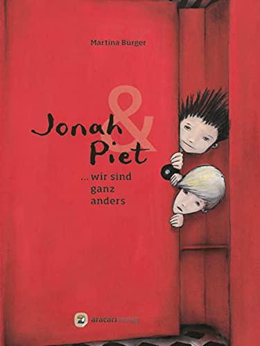 9783905945263: Jonah und Piet â?¦ wir sind ganz anders