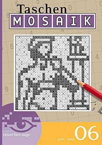 9783906009827: Mosaik-Rätsel 06