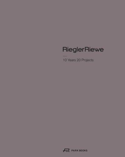 Riegler Riewe - 10 Years 20 Projects: Eva Guttmann