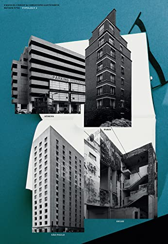 9783906027630: Typology 2 - Paris, Delhi, S�o Paulo, Athens. Review No. III