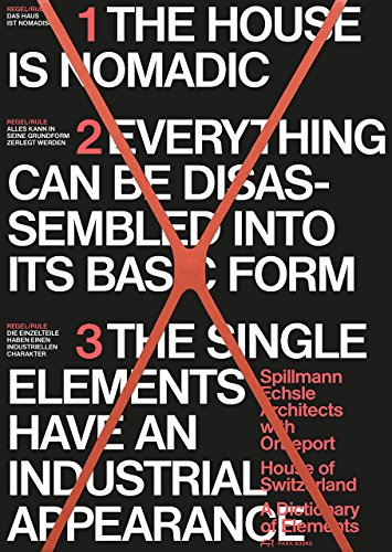 9783906027814: House of Switzerland: A Dictionary of Elements