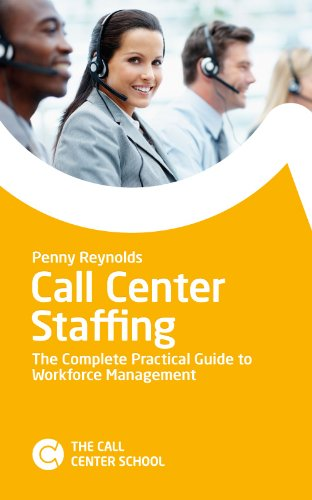9783906052045: Call Center Staffing: The Complete Practical Guide to Workforce Management