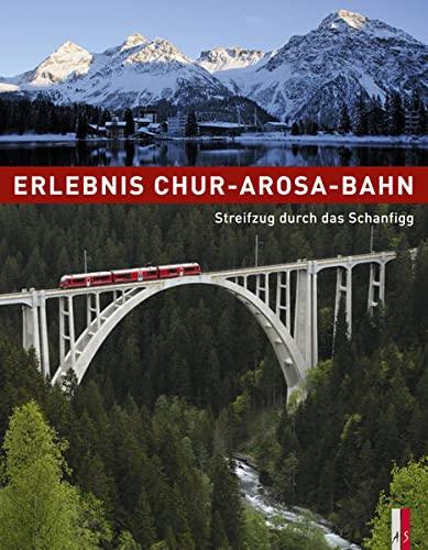 Erlebnis Chur-Arosa-Bahn: Ueli Haldimann