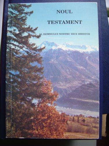 9783906111285: Romanian New Testament / Noul Testament Al Domnului Nostru Isus Hristos