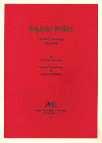 Sigmar Polke [Subtitle]: Zeichnungen 1963-1969