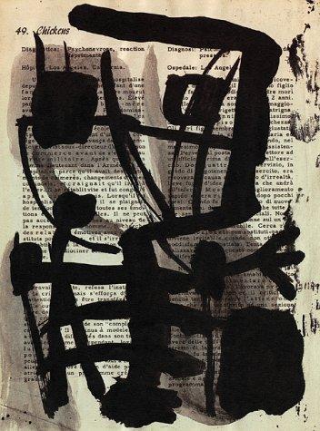 Psychopathological Notebook : Drawings & Gouaches 1948-1950: Appel, Karel