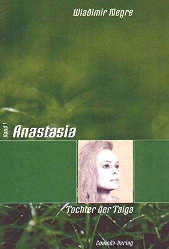 9783906347653: Anastasia - Tochter der Taiga