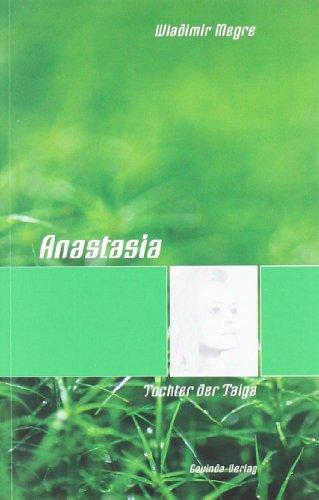 9783906347660: Anastasia 1: Tochter der Taiga