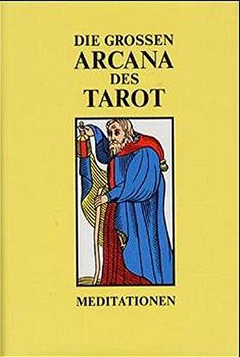 Die Großen Arcana des Tarot. 2 Bände: Anonymus d'Outre-Tombe