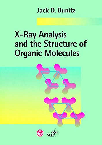 9783906390147: X-Ray Analysis and the Structure of Organic Molecules