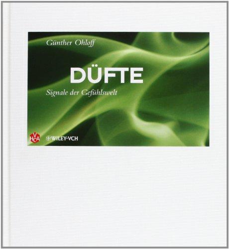 9783906390307: Düfte (Deutsche Einheitsverfahren) (German Edition)