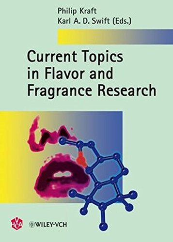 9783906390499: Current Topics in Flavor and Fragrance Research
