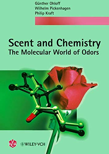 9783906390666: Scent and Chemistry