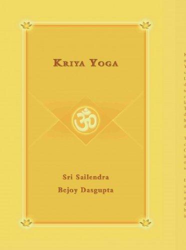 Kriya Yoga: Agnes N Lanz