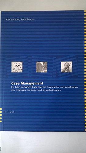 9783906413129: Case Management: Ein Lehr- und Arbeitsbuch �ber die Organisation und Koordination von Leistungen im Sozial- und Gesundheitswesen (Livre en allemand)