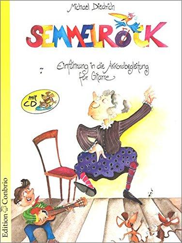 Semmelrock, m. Audio-CD: Diedrich, Michael