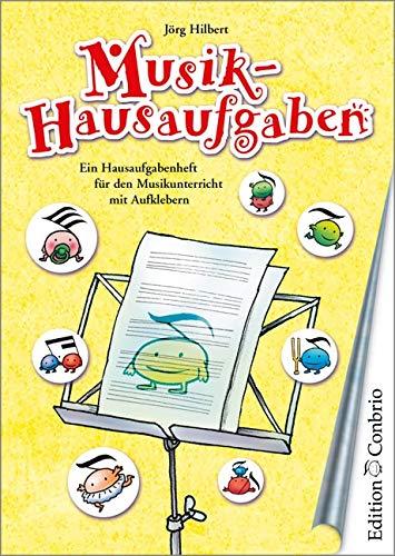 9783906415185: Musik-Hausaufgaben. H.1