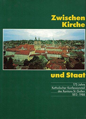 Zwischen Kirche und Staat 175 Jahre Katholischer: Oberholzer, Paul, Urs