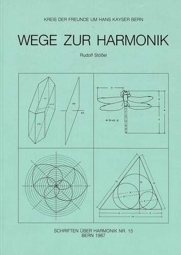 9783906643014: Wege zur Harmonik