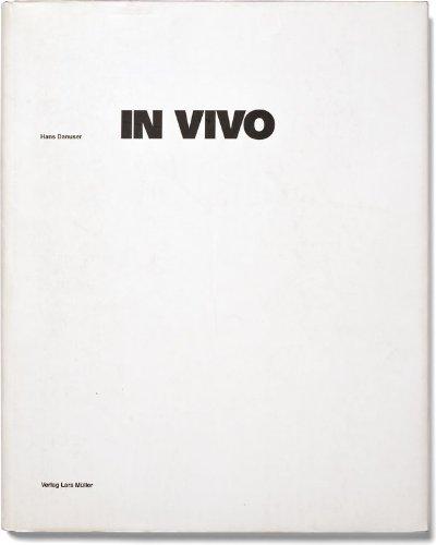 9783906700199: Hans Danuser: In Vivo: 93 Photographs in Seven Series