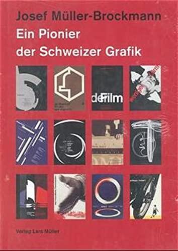 Joseph Muller-Brockman: Muller-Brockmann, Josef; Muller,