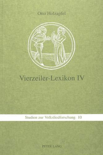 Vierzeiler-Lexikon. IV: Otto Holzapfel