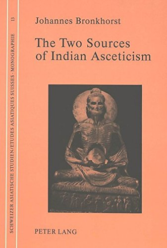 9783906750828: Two Sources of Indian Asceticism (Swiss Asian Studies: Monographs)